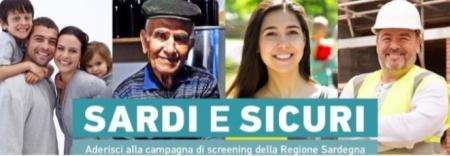 Sardi e Sicuri, il 22 e 23 Maggio la campagna di screening da coronavirus